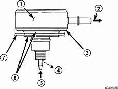 2003 ram 1500 fuel filter is the fuel pressure regulator housed in or on top of the fuel assembly for a 2003 dodge