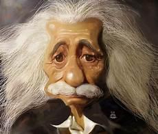 Karikatur Einstein Yang Unik Sepertiga