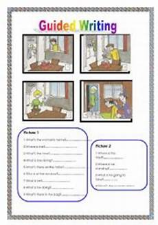 guided writing worksheets for grade 2 22815 guided writing worksheets