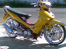 Modifikasi Warna Motor Jupiter Z 2005 by Konsep Modifikas Jupiter Z Burhan Sederhana Sekaligus