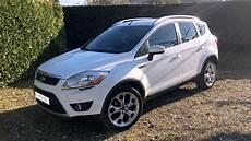 Ford Kuga D Occasion 2 0 Tdci 140 Titanium 2wd Carpentras