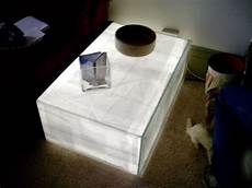 Comment R 233 Aliser Une Table Lumineuse D 233 Corative En Led