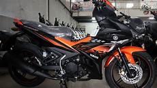 Warna Motor Keren by Ini Dia Yamaha Mx King 2019 Warna Hitam Orange Gagah Dan