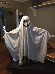 last minute halloween ghost costume out of bed sheet ghost halloween costume ghost costumes