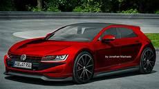 2020 volkswagen gti render new 2020 volkswagen golf mk8 gti hybrid 400 hp