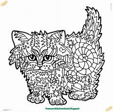 Ausmalbilder Katzen Erwachsene Unique Mandalas Kostenlos Ausdrucken Ae Photo De