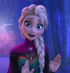 Elsa Coronation Dress Braid We It Disney Frozen