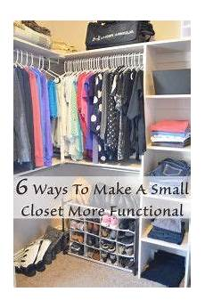 5 Ideas For Creating A More Organized Closet Space