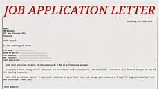 how to write a job appliction informationsiteblog