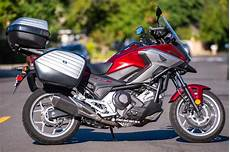 honda nc750x dct abs review accessorized adv
