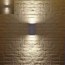 big theo up down outdoor wall light modern outdoor wall lights and sconces by