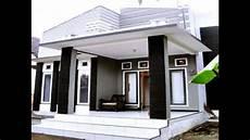 Bentuk Teras Rumah Minimalis
