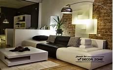 moderne wohnzimmer schwarz weiss black and white living room furniture zion