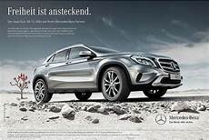 mercedes suv werbung quot always restless quot the mercedes gla market launch