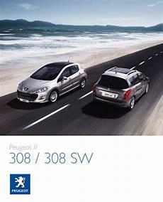 brochure peugeot 308 2008 autoweek nl