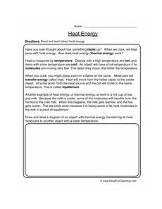 science heat worksheets 12221 17 best images of worksheets 3rd grade heat transfer light and heat energy worksheets thermal