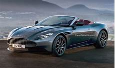 aston martin db11 cabrio this aston martin db11 volante rendering looks just about