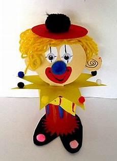 die 28 besten bilder zu clown basteln clown basteln