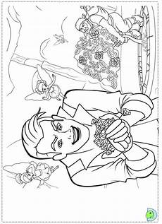 the princess and the popstar coloring page