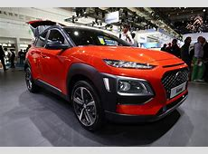 New 2017 Hyundai Kona SUV: UK prices and specs revealed