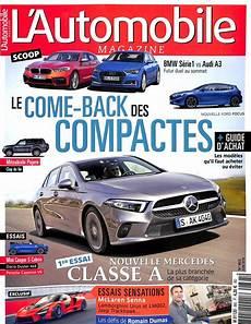 L Automobile Magazine N 176 865 Abonnement L Automobile