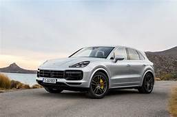 2018 Porsche Cayenne Turbo SUV Launched At Rs 192 Crore