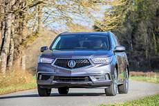 2017 acura mdx test our auto expert
