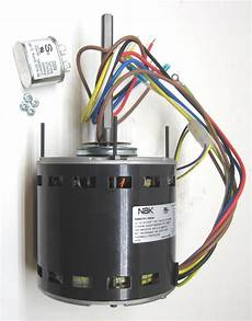 Ruud Blower Motor Wiring Diagram by Furnace Air Handler Blower Motor 189 Hp 1075 Rpm 115 Volts 4
