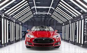 Tesla Model X  Inhabitat Green Design Innovation