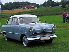 1958 Ford Taunus 12m Via German Cars After 1945 Classic