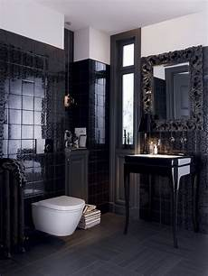 black bathroom tile ideas 20 best images about his hers bathroom designs on toilets contemporary bathrooms