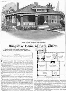 gordon van tine house plans 1918 craftsman style bungalow kit house gordon van tine