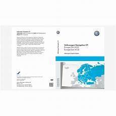 volkswagen original software ost europa 2015 v12 f 252 r rns