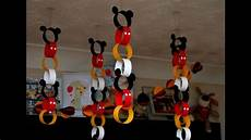 Mickey Mouse Decorations by Mickey Mouse Themed Decorating Ideas