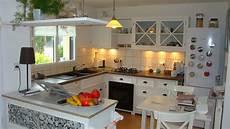 cuisine bois blanc michel le coz agencement d 233 coration cuisine bois blanc