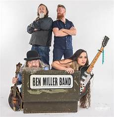 ben miller band ozark stomp incorporates fort smith talent only in arkansas