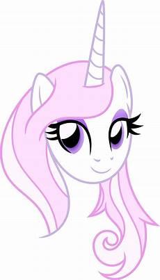 pretty pink unicorn my pony friendship is magic