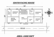 south facing house plans per vastu 50 x20 3bhk south facing house plan as per vastu shatra