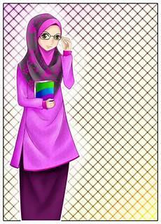 Mawar M3rah B3rduri Copy Gambar Wanita Muslimah Yang