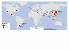 les 32 plus grandes agglom 233 rations du monde comment l