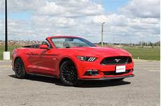 2017 Ford Mustang Gt Convertible Review Autoguide News