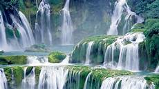 Nature Wallpaper Waterfall