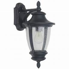 home decorators collection wilkerson 1 light black outdoor