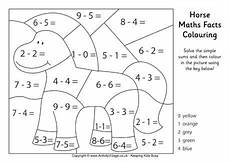 addition colouring worksheets year 1 9863 maths facts colouring page avec images coloriage magique gs coloriage magique