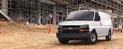 2020 Chevy Express Redesign Specs MPG Dimension  Best