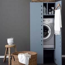 schrank für waschmaschine selber bauen anleitungen ideen f 252 r die wohnung waschmaschinenschrank