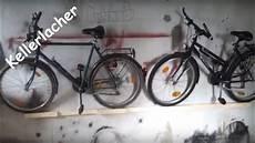 Fahrrad Wandhalterung Selber Bauen - eigenbau fahrradwandhalterung