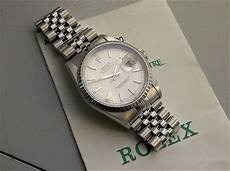 Jam Tangan Second Sold Rolex Oyster Perpetual Datejust