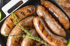 how to grill sausage a gas grill