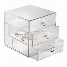 Clear Storage Drawers by Clear Drawers Make Up Organizer Makeup Storage Jewelry